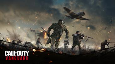 60 минут альфа-геймплея Call of Duty: Vanguard (PS5)