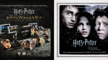 """Harry Potter and the Prisoner of Azkaban """"Expanded Archival Soundtrack Collection"""""""