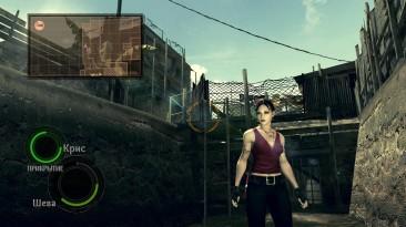 "Resident Evil 5 ""Шева в снайперском костюме"""