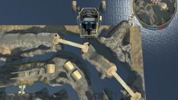 "Battlefield 2 ""Карта - Boat Racing Stunts"""