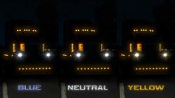 """American Truck Simulator """"Мод Улучшенный свет фар v3.1C Fix (1.39.x)"""""""