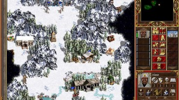 """Heroes of Might and Magic 3 """"Карта - New Enemy"""""""