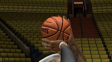 """NBA 2K13 """"Real NBA ball"""""""