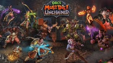 Авторы Orcs Must Die! скоро анонсируют новую игру