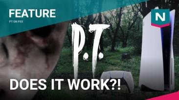 P.T. работала на PlayStation 5, но Sony заблокировала запуск игры по указанию Konami