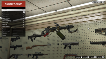 """Grand Theft Auto 5 """"Real Flamethrower"""""""