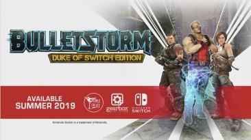 Для Nintendo Switch вышли Risk Of Rain 2 и Bulletstorm: Duke of Switch Edition