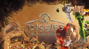 Diggles: The Myth of Fenris теперь доступна в Steam и GOG