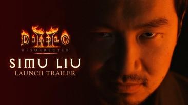Для Diablo 2: Resurrected вышел трейлер с актёром Симу Лю из Шан-Чи