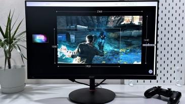 Обзор Acer Nitro XV2 - недорогой игровой IPS-монитор с базовым HDR и частотой 144 Гц