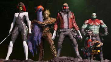 Размер Guardians of the Galaxy составляет всего 31 ГБ на PS5, но 60 ГБ на PS4