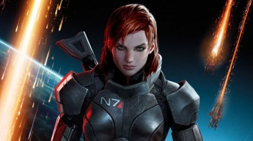 Дженнифер Хейл, актриса из Mass Effect не прочь вернуться к образу командира Шепарда