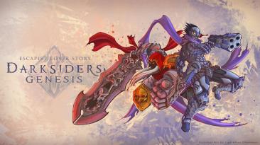 Новое промо видео к Darksiders Genesis
