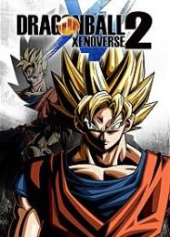 Обложка игры Dragon Ball Xenoverse 2