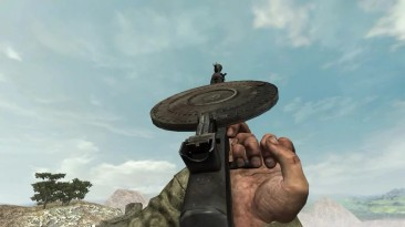 Call of Duty World at War - Демонстрация всего оружия