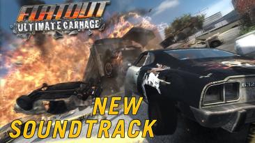 "FlatOut: Ultimate Carnage ""Новый Саундтрек"""
