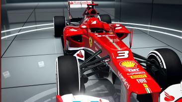 """F1 2012 """"Ferrari F138 2xHD (Barcelona)"""""""