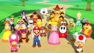 Датамайнеры обнаружили в коде Super Mario Party намеки на DLC