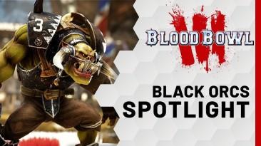 Новый трейлер Blood Bowl 3 представляет Черных Орков