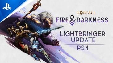 Godfall скоро выйдет на PS4 с новым расширением Fire and Darkness