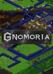 Обложка игры Gnomoria