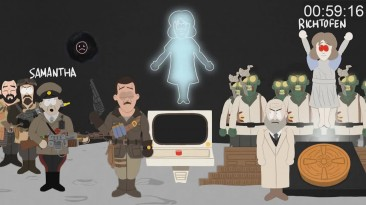 Режим зомби Call of Duty за 3 минуты (АНИМАЦИЯ)