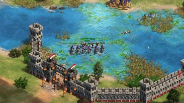 Новый геймплей Age of Empires II: Definitive Edition