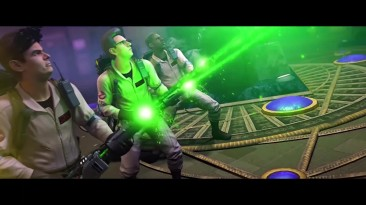 Ghostbusters: The Video Game Remastered - Трейлер на русском - VHSник