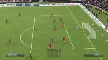 """FIFA 13 """"Лучшие голы. Часть 12 """""""