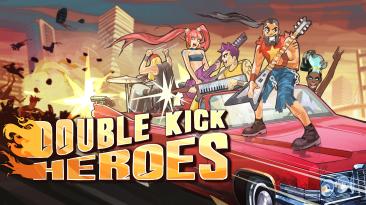 Опубликована запись игрового процесса Double Kick Heroes