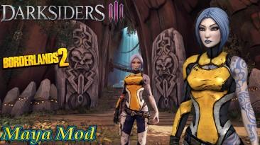 "Darksiders 3 ""Maya из Borderlands 2"""