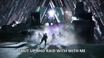 Destiny Музыкальная пародия от Ravens of the Realm