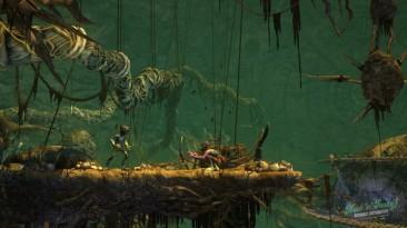 "В Steam состоялся выход игры ""Oddworld: New 'n' Tasty"""