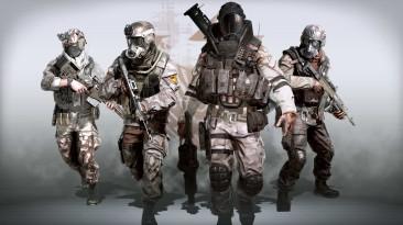 В Black Squad решили отключить продажу скинов на торговой площадке Steam