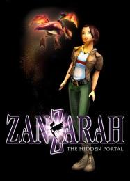 Обложка игры Zanzarah: the Hidden Portal