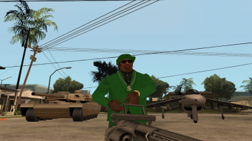 Grand Theft Auto San Andreas: Сохранение/SaveGame (Игра пройдена на 100%) {KodoL}