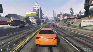 GTA Online - Lampadati Komoda