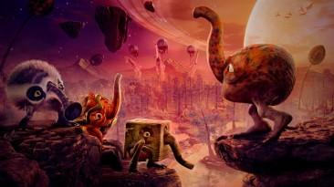 Новый геймплейный ролик странной, но милой The Eternal Cylinder