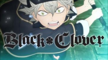 Новый трейлер Black Clover: Quartet Knights представляет красавчика Юно