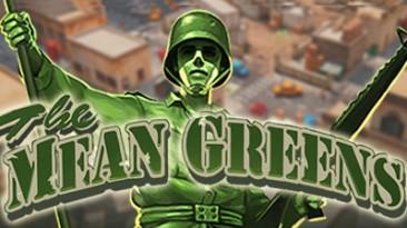 The Mean Greens: Plastic Warfare - шутер с игрушечными солдатиками на базе UE4