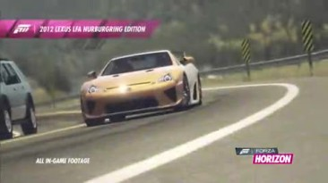 "Forza Motorsport 4 ""Трейлер Recaro Car Pack"""