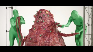 "Devolver Digital опубликовали ""видео со съемок"" о Carrion под названием Behind the Screams"