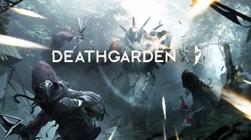Начались бесплатные выходные в Deathgarden