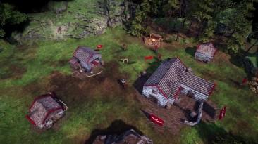 Трейлер запуска стратегии в реальном времени - Bannermen