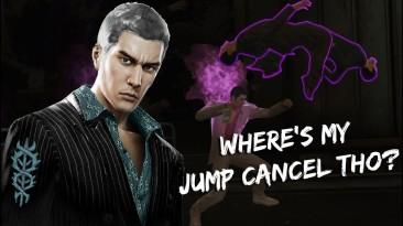 Как игроки Devil May Cry пытаются играть в Yakuza