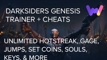 Darksiders: Genesis: Трейнер/Trainer (+11) [UPD: 08.01.2019] {MrAntiFun / WeMod}