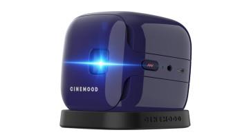 CINEMOOD Кинокубик ivi - портативный кинотеатр для всей семьи