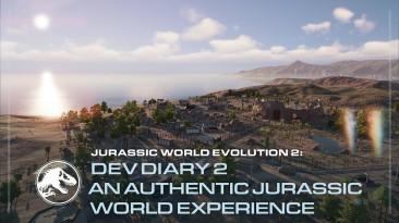 В новом дневнике разработчиков Jurassic World Evolution 2 рассказали про оригинальную историю
