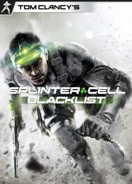 Обложка игры Tom Clancy's Splinter Cell: Blacklist