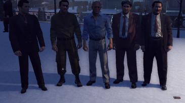 """Mafia 2 """"DLC """"Снова в деле"""" - Обновление, версия вторая."""